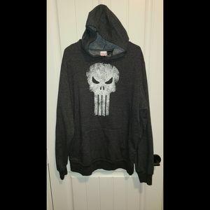 Marvel Punisher hoodie XL